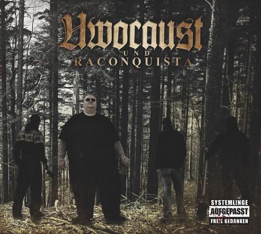 Uwocaust und RAConquista - Kaltblütig Digi CD
