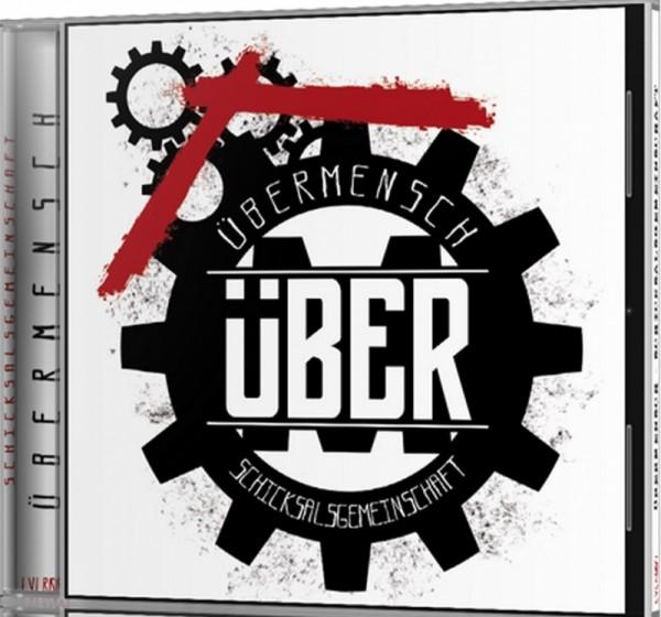 Übermensch - Schicksalsgemeinschaft CD