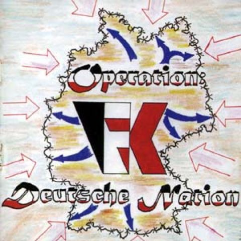 Frontalkraft - Operation Deutsche Nation CD