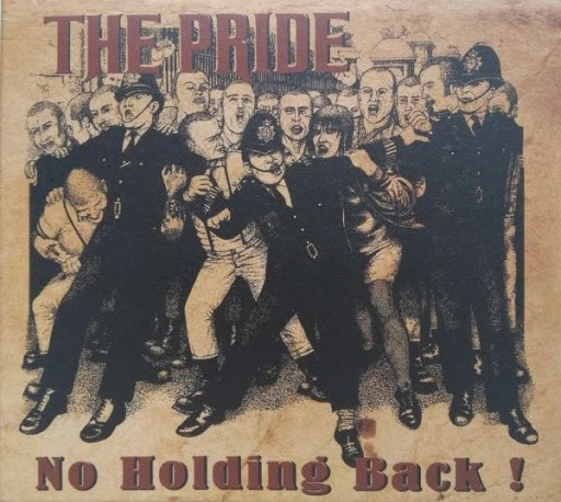 The Pride - No holding back! Digipack CD