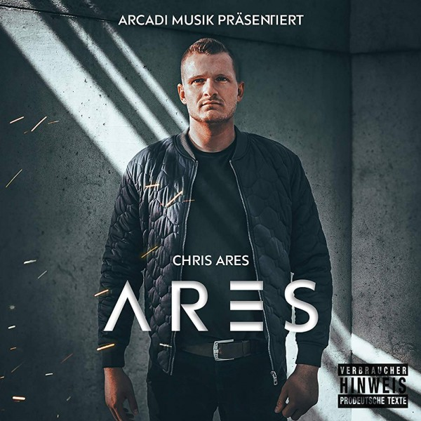Chris Ares -ARES- CD