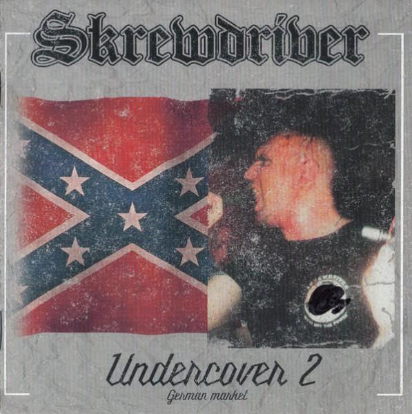 Skrewdriver - Undercover 2 CD