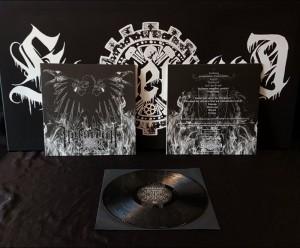 NORDREICH - Heil´ger Brand LP schwarz