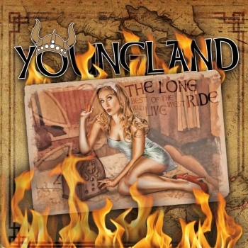 YOUNGLAND - THE LONG RIDE + LIVE - DOPPEL CD