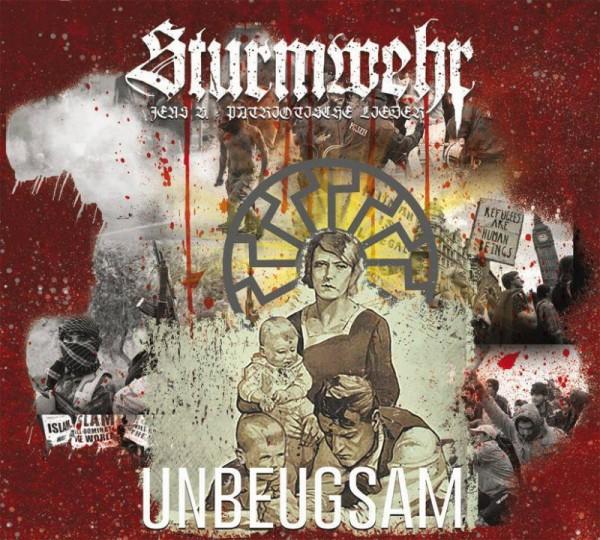 Sturmwehr - Unbeugsam Digipak CD