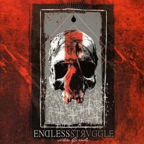 Endless Struggle - Where life ends limitiertes Digipak