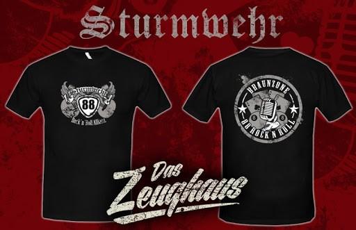 Männer T-Shirt Sturmwehr - Rock'n'Roll Allianz