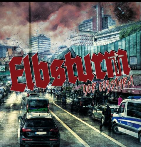 Elbsturm - Der Elbsturm LP schwarz