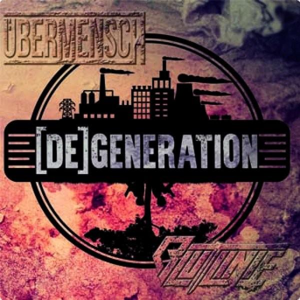 Übermensch / Blutlinie -[De]generation- Split CD