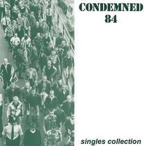 Condemned 84 – the singles collection limited Digipak CD