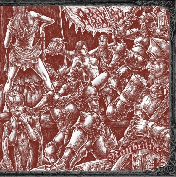 """ABSURD - Raubritter 12"""" LP"""