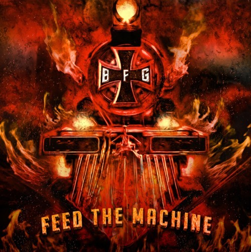 Bound for Glory - Feed the machine Digipak CD