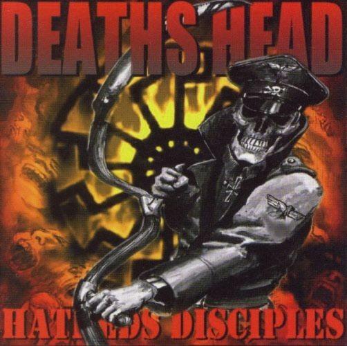 DEATHS HEAD - HATRED DISCIPLES - CD