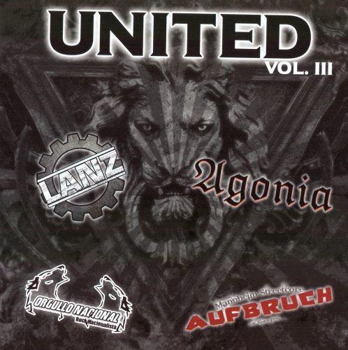 UNITED - VOL. 3 - SAMPLER CD