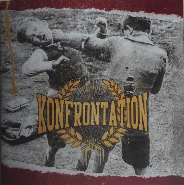KONFRONTATION - DER UNTERGANG NAHT CD