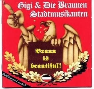 Gigi & die braunen Stadtmusikanten - Braun is beautiful