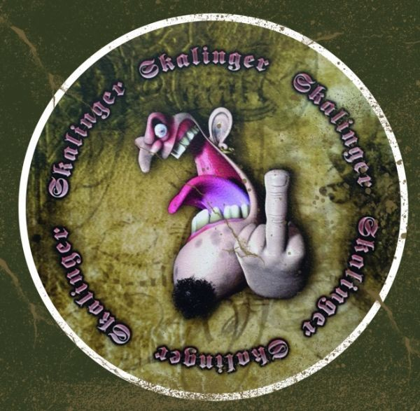 Skalinger - Skalinger CD