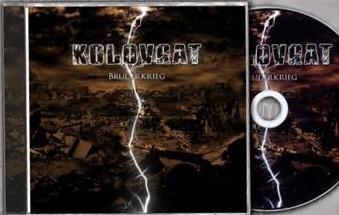 Kolovrat - Bruderkrieg CD