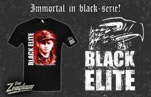 Black Elite - Michael Wittmann T-Hemd