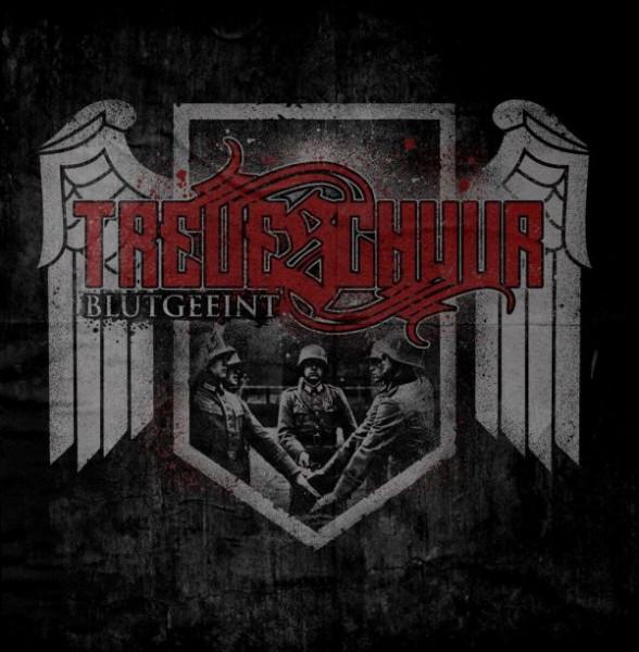 TREUESCHWUR - BLUTGEEINT - DIGIPAK CD