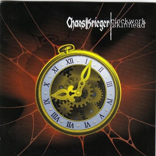 Chaos Krieger - Clockwork Skinheads CD