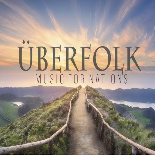 Überfolk - Music for nations doppel CD im Digipak