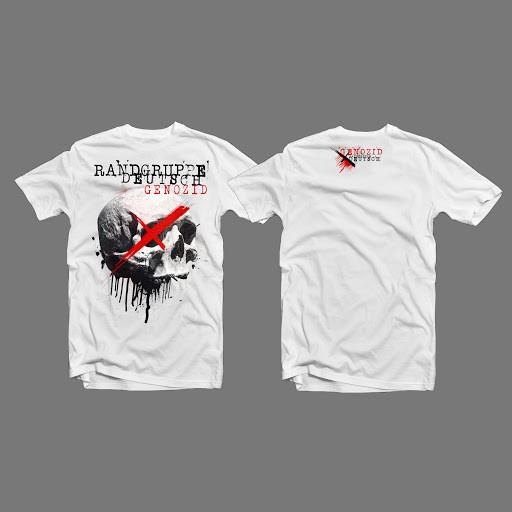 Randgruppe Deutsch - Genozid T-Hemd