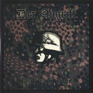 DER ANGRIFF - KRAFT NACH VORN Mini CD