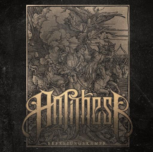 Antithese - Befreiungskampf CD