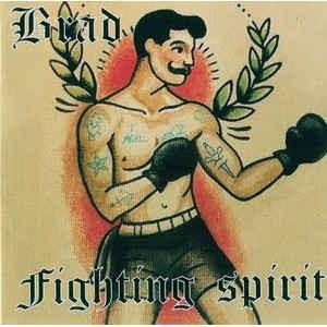 Brad - Fighting spirit - LP schwarz