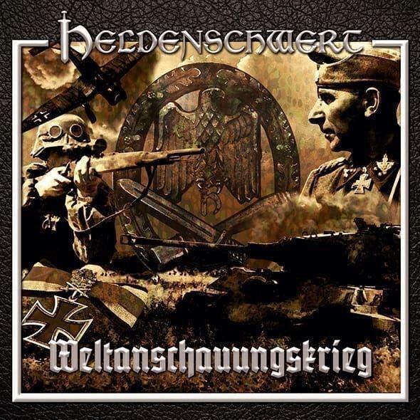 Heldenschwert - Weltanschauungskrieg CD