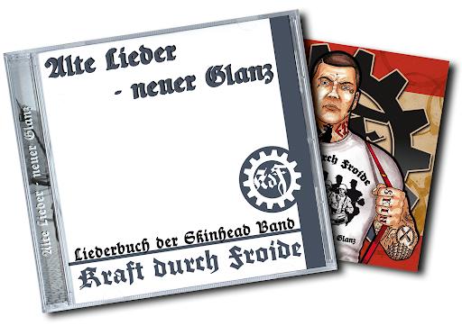 Kraft durch Froide - Alte Lieder - Neuer Glanz CD