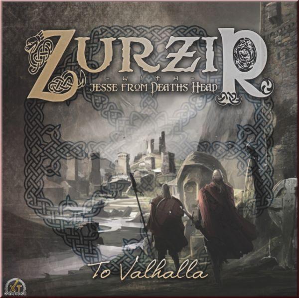 Zurzir / Deaths Head - To Valhalla CD