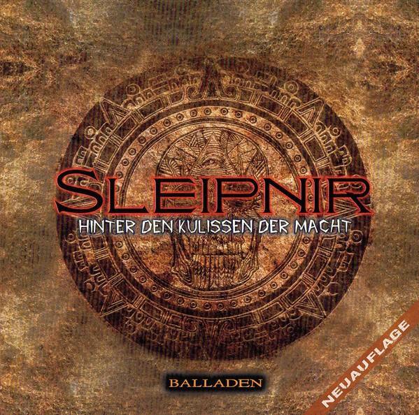 Sleipnir - Hinter den Kulissen der Macht CD / Neuauflage-