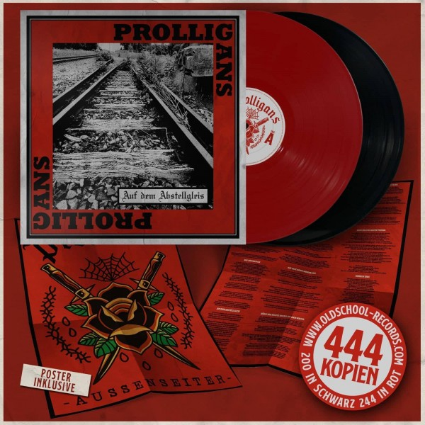 Prolligans - Auf dem Abstellgleis LP