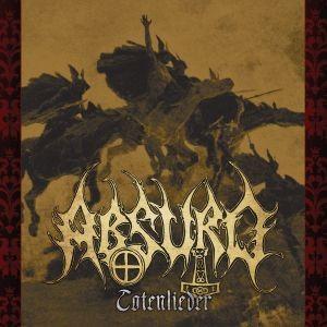 ABSURD - TOTENLIEDER - NEUAUFLAGE CD