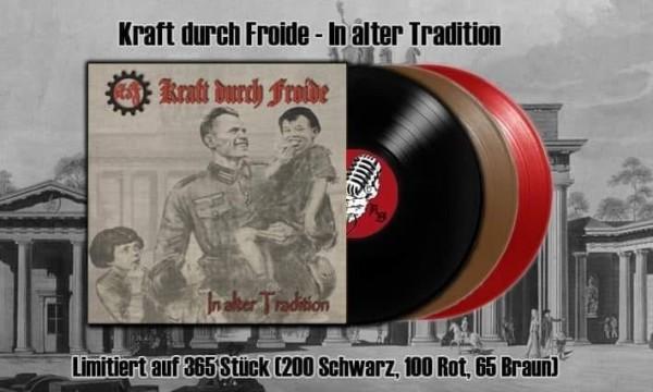 Kraft durch Froide. - In alter Tradition LP schwarz