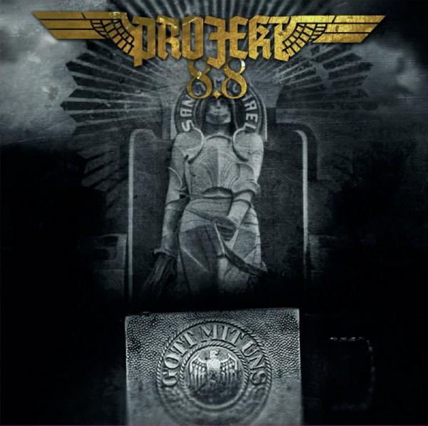 PROJEKT 8.8 - GOTT MIT UNS CD