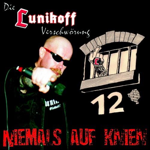 Lunikoff - Niemals auf Knien LP schwarz