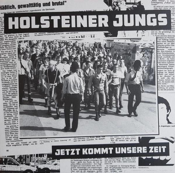 Holsteiner Jungs - Jetzt kommt unsere Zeit Testpressung