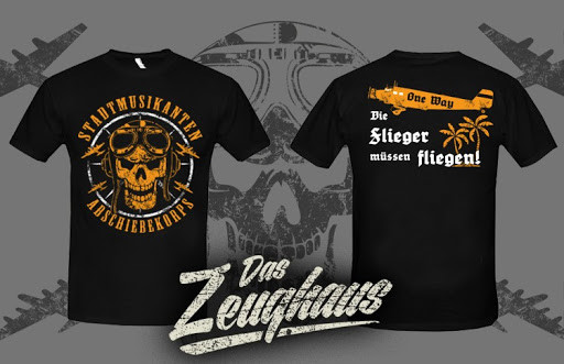 Frauen T-Shirt Gigi & die braunen Stadtmusikanten - Abschiebekorps