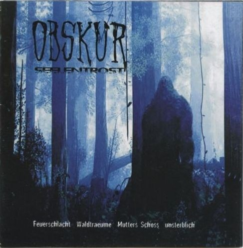 Obskur - Seelenrost CD