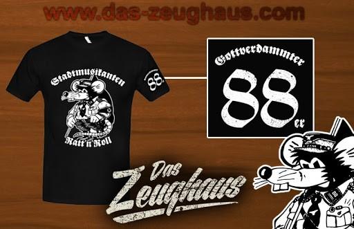 Gigi - Ratt'n'Roll T-Hemd