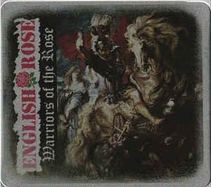 English Rose - Warriors of the Rose limitierte Blechdose