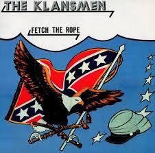 ( Skrewdriver ) – The Klansmen –Fetch the Rope / LP weiß