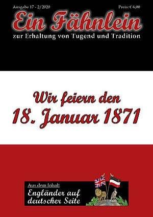 Heft - Ein Fähnlein 2/2020