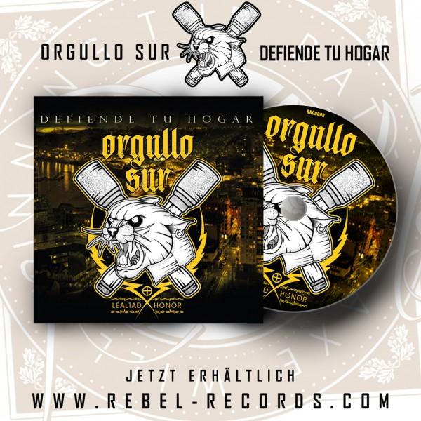 Orgullo Sur - Definede Tu Hogar CD