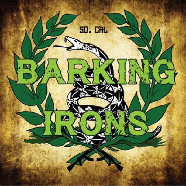 BARKING IRONS - BARKING IRONS LP