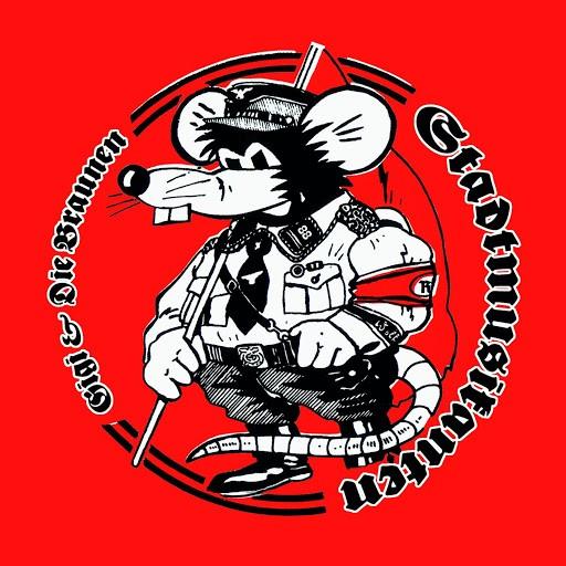 Gigi & Die Braunen Stadmusikanten - Rattenfänger Neuauflage CD