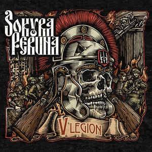 SOKYRA PERUNA - V LEGION - LP